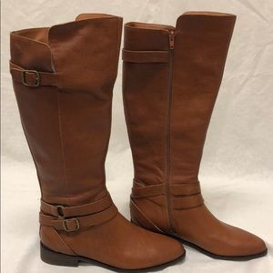 Lucky Brand Paxtreen (Whiskey) Women's Shoes 8M